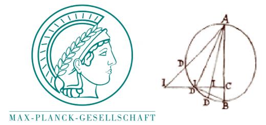 MaxPlanckInstituteHistoryScience